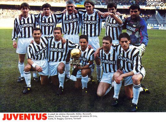 Боруссия ювентус 1993 финал дортмунд