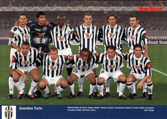 Ювентус байер 2002